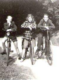 Bent Aalbæk-Nielsen og Alice og Gunnar